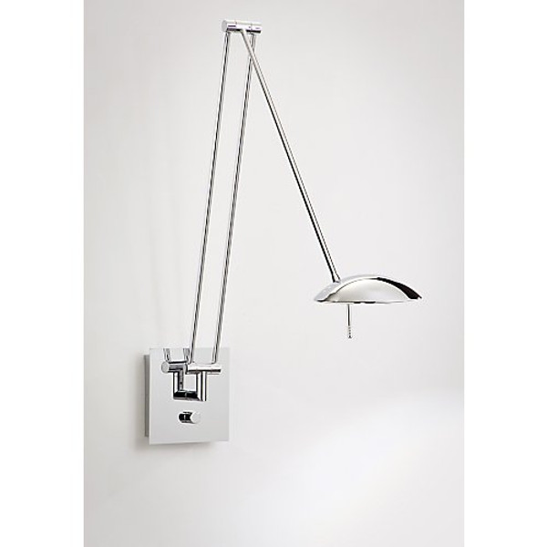 Holtkoetter Bernie Turbo Extension Swing Arm Sconce