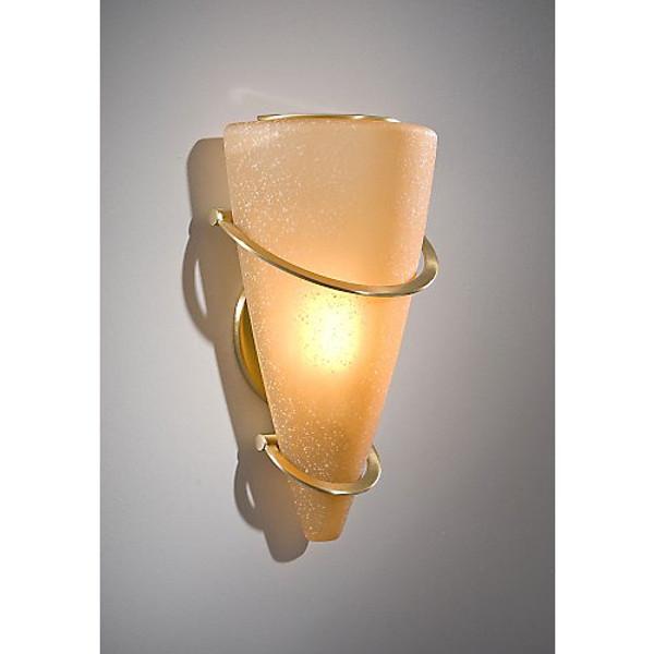 Holtkoetter Sconce in Brushed Brass #2969