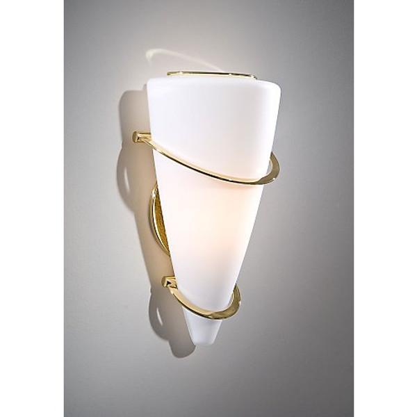 Holtkoetter Sconce in Polished Brass #2969