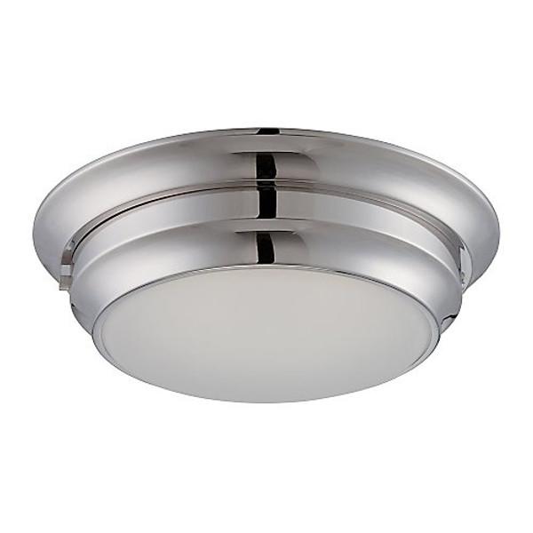 nuvo dash led flush mount ceiling light - Nuvo Lighting