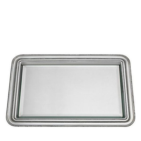 Reed and Barton Heritage Banded Bead Tray