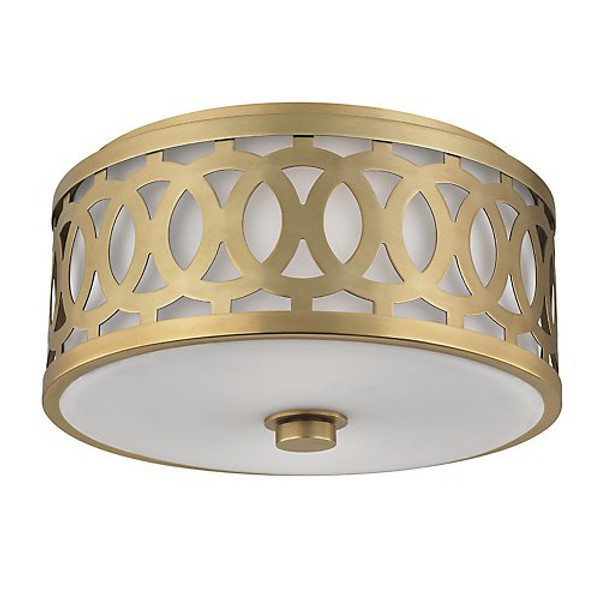 Hudson Valley Genesee Flush Mount Ceiling Fixture
