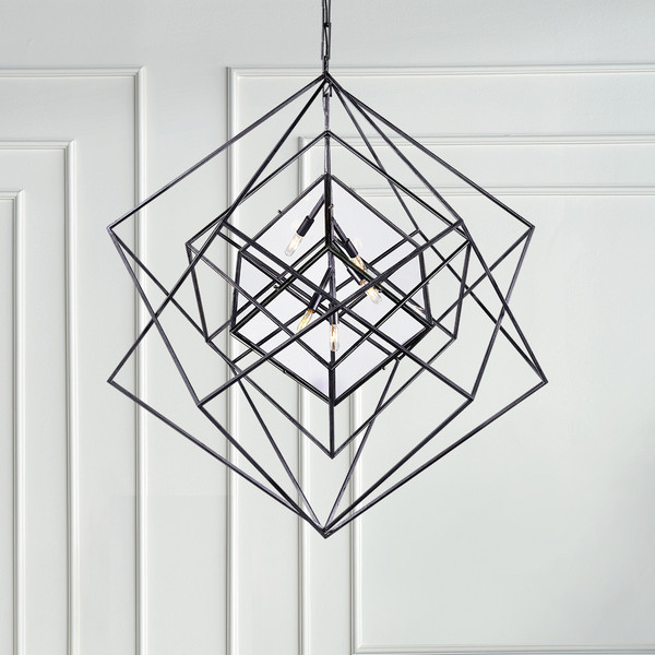 Kelly Wearstler Cubist Large Chandelier