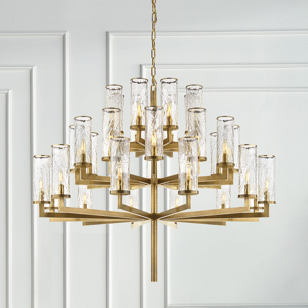 Kelly Wearstler Liaison Triple Tier Chandelier
