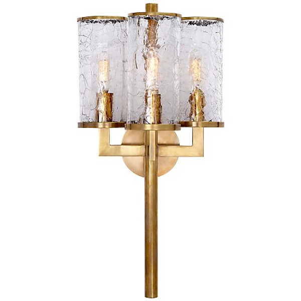 Kelly Wearstler Liaison Triple Sconce