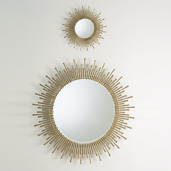 Studio A Home Mini Spike Mirror