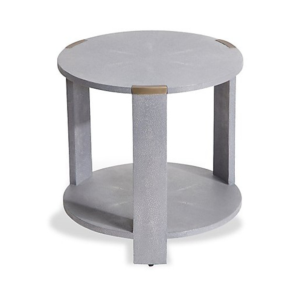 Interlude Home Evelyn Side Table