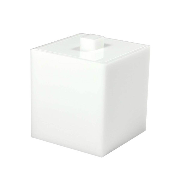 Mike & Ally White Ice Container