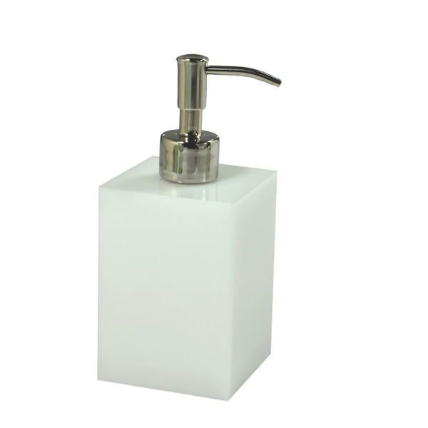 Mike & Ally White Ice Box Pump