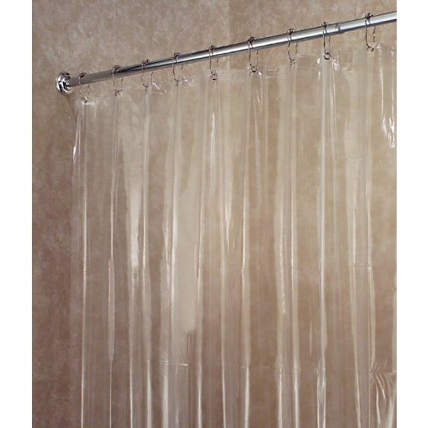 Vinyl Clear Shower Liner