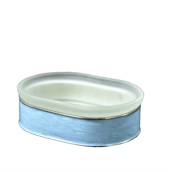 Mike & Ally Essentials Winter Sky Soap Dish