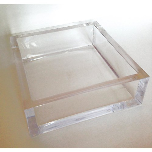 Caspari Acrylic Lunch Napkin Holder