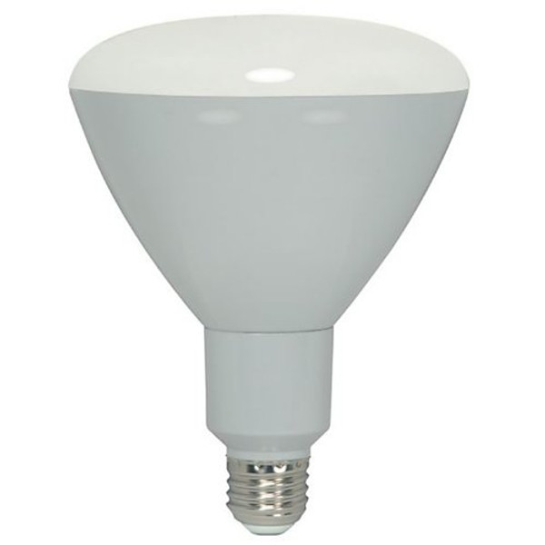 Satco 17W BR40/E26 Reflector LED Bulb Warm White