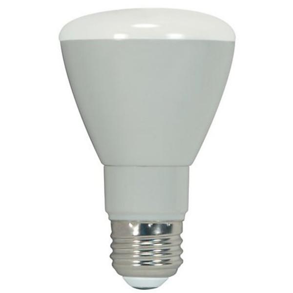 Satco 7W R20/E26 Reflector LED 3K Bulb Warm White
