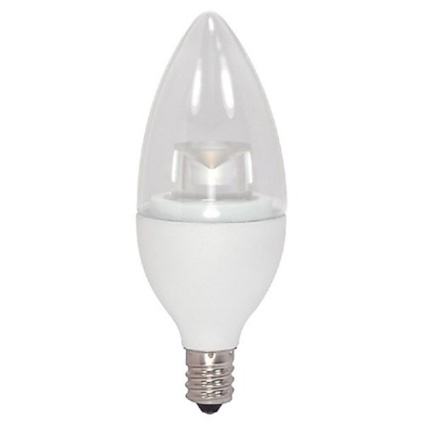 Satco 4.5 Watt B11 LED Bulb