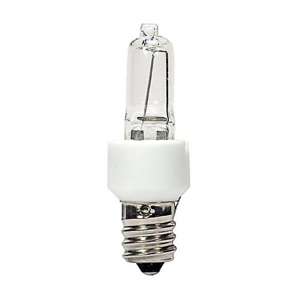 Satco 60 Watt T3 Halogen Bulb