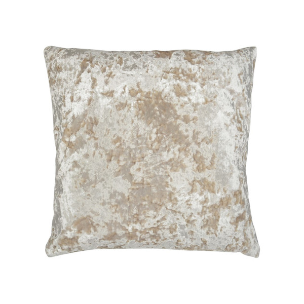 Aviva Stanoff Crushed Velvet Pillow