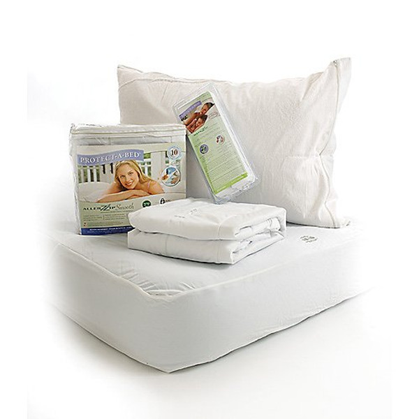 allerzip twin mattress cover