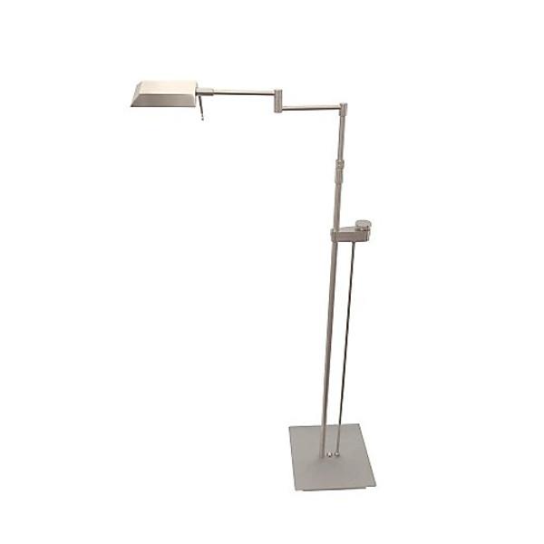 Holtkoetter Genesis LED Floor Lamp with Side-Line Dimmer