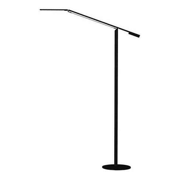 Koncept Equo LED Black Floor Lamp