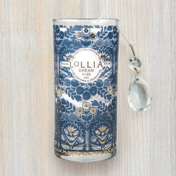 Lollia Dream Petite Perfumed Luminary