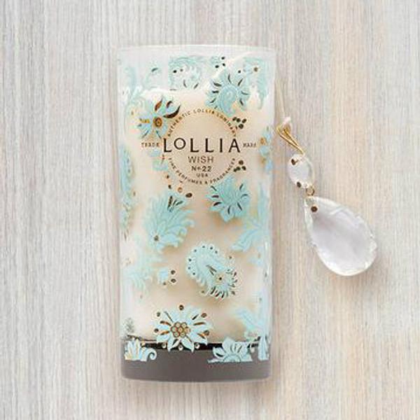 Lollia Wish Petite Perfumed Luminary
