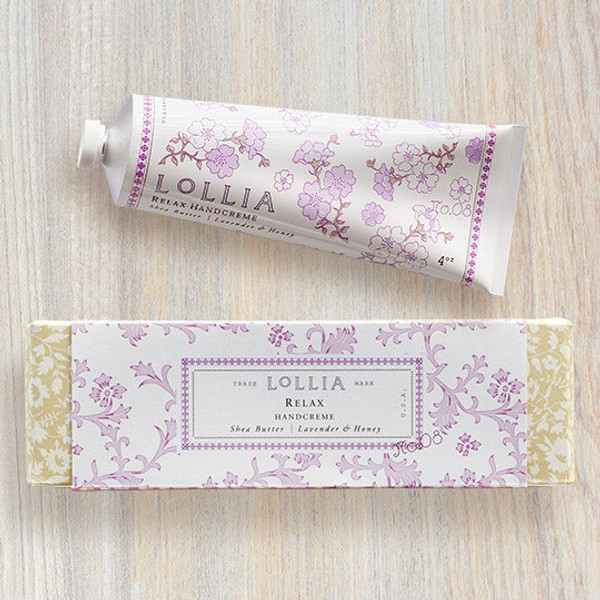 Lollia Relax Shea Butter Handcreme