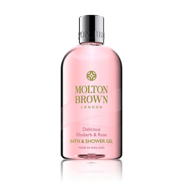 Molton Brown Rhubarb & Rose Bath & Shower Gel