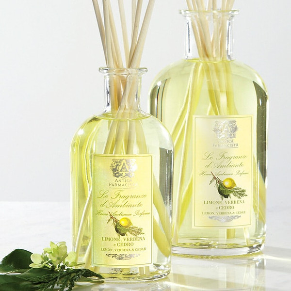 Antica Farmacista Reed Diffuser - Lemon Verbena & Cedar