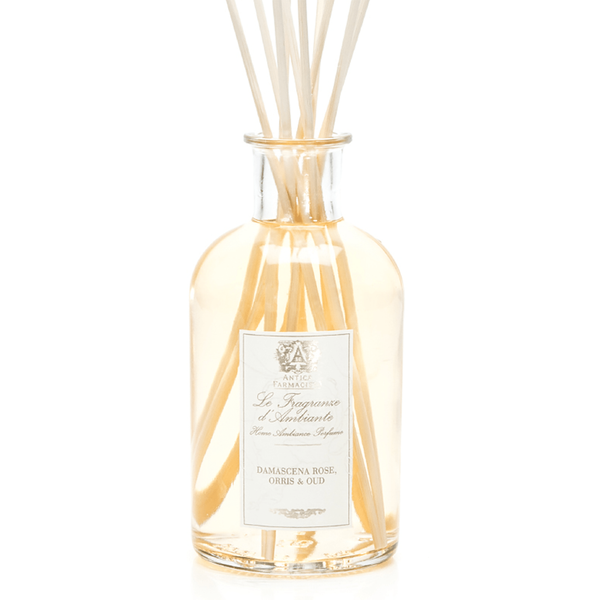Antica Farmacista Reed Diffuser - Damascena Rose, Orris & Oud