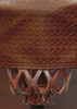 Championship Westex Pool Table Cover 8' Braided Brown