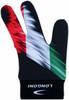 Longoni Billiard Glove Flash Italy Flag - Left Hand