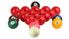 Aramith Numbered Snooker Ball Set - 2 1/4""