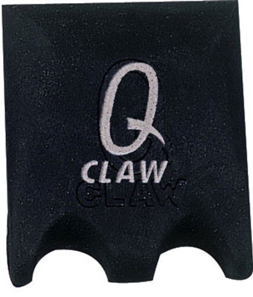 Q-Claw Cue Holder for 2 Cues - Black