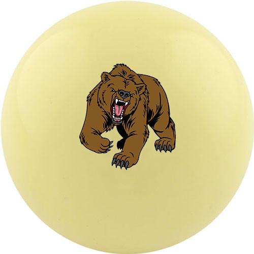 Custom Cue Ball - Bear