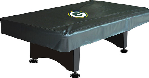 Green Bay Packers Pool Table Cover