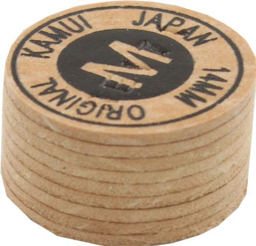 Kamui Original Laminated Leather Tips - Medium