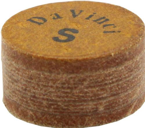 Da Vinci Multi Layer Cue Tip - Soft - 12mm