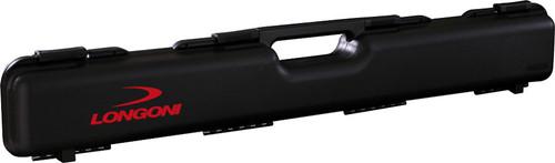Longoni Cue Case Shuttle Series Black 1B/2S