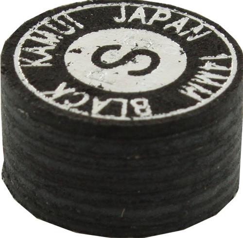 Kamui Black Laminated Leather Tips - Soft