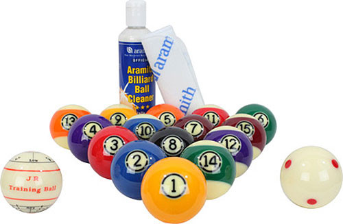 Aramith Tournament Pro Cup Pool Balls - VALUE PACK