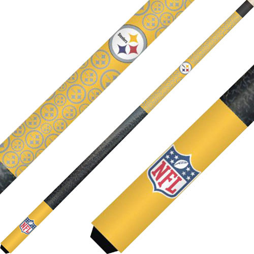 Pittsburgh Steelers Cue And Case Set