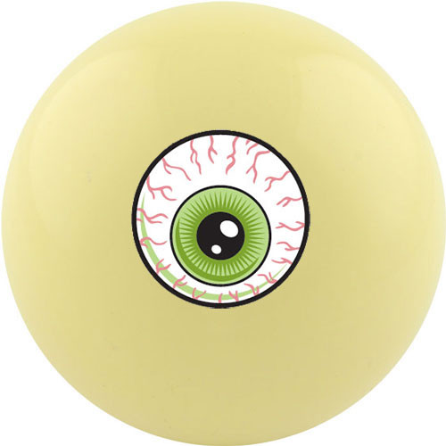 Custom Cue Ball - Eyeball
