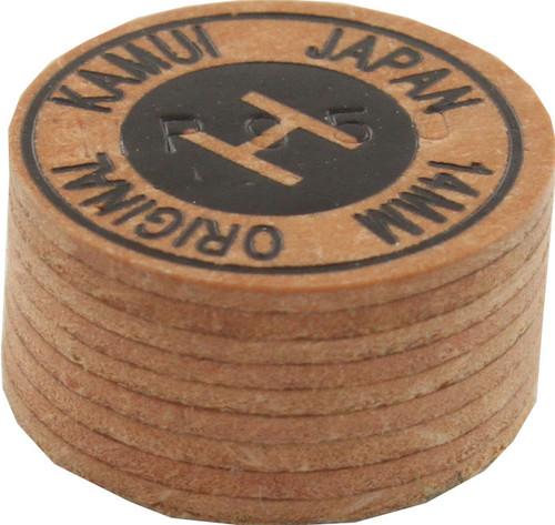 Kamui Original Laminated Leather Tips - Hard