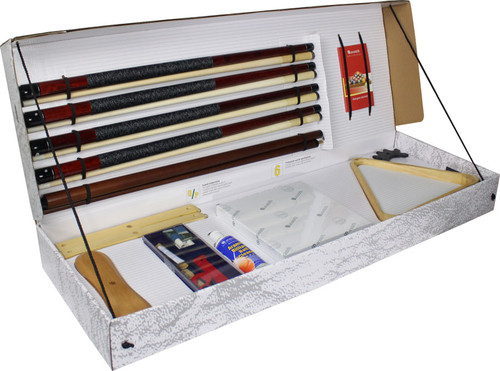 Aramith Pool Table Accessories Kit   Standard Set