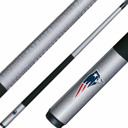 NFL Pool Cues - New England Patriots