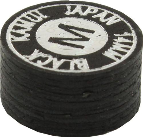 Kamui Black Laminated  Leather Tips - Medium