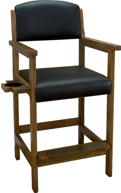 """Heritage Collection 32"""" Spectator Chair - Nutmeg"""