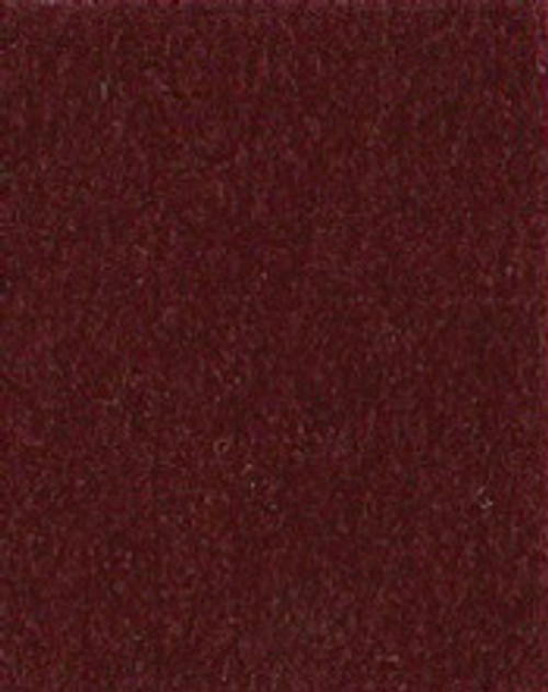 Invitational Pool Table Felt Teflon: Championship Wine 7ft Invitational Felt with Teflon