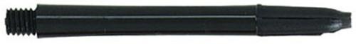 Nylon MD Shaft - Black - Set of 3